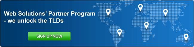 Program Partnerski z domenami objętymi restrykcjami - usługą agenta