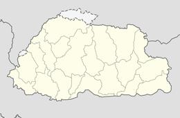 nazwy domen w bhutan