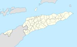 nazwy domen w timor wschodni