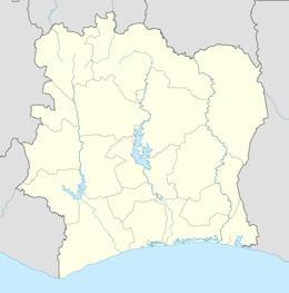 nazwy domen w wybrzeże kości słoniowej