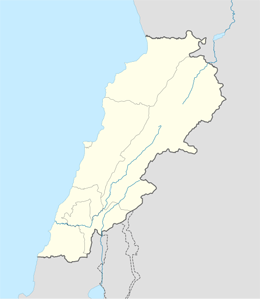 nazwy domen w liban