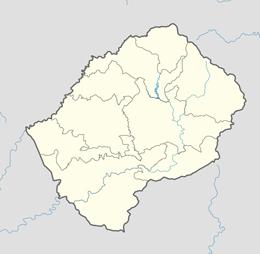 nazwy domen w lesotho